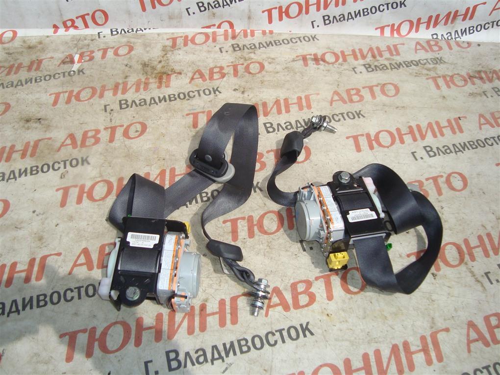 Ремень безопасности Honda Accord Wagon CM2 2007 передний