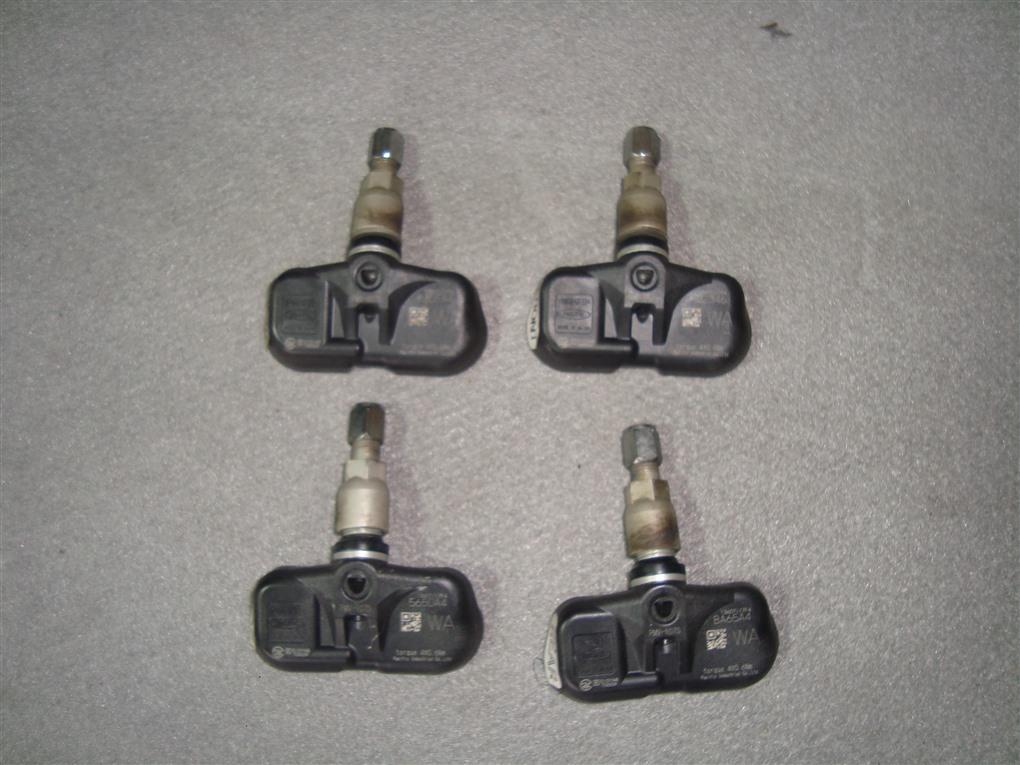 Датчик давления в шинах Honda Stepwgn RG4 K24A 2006 pmv-107s 1252