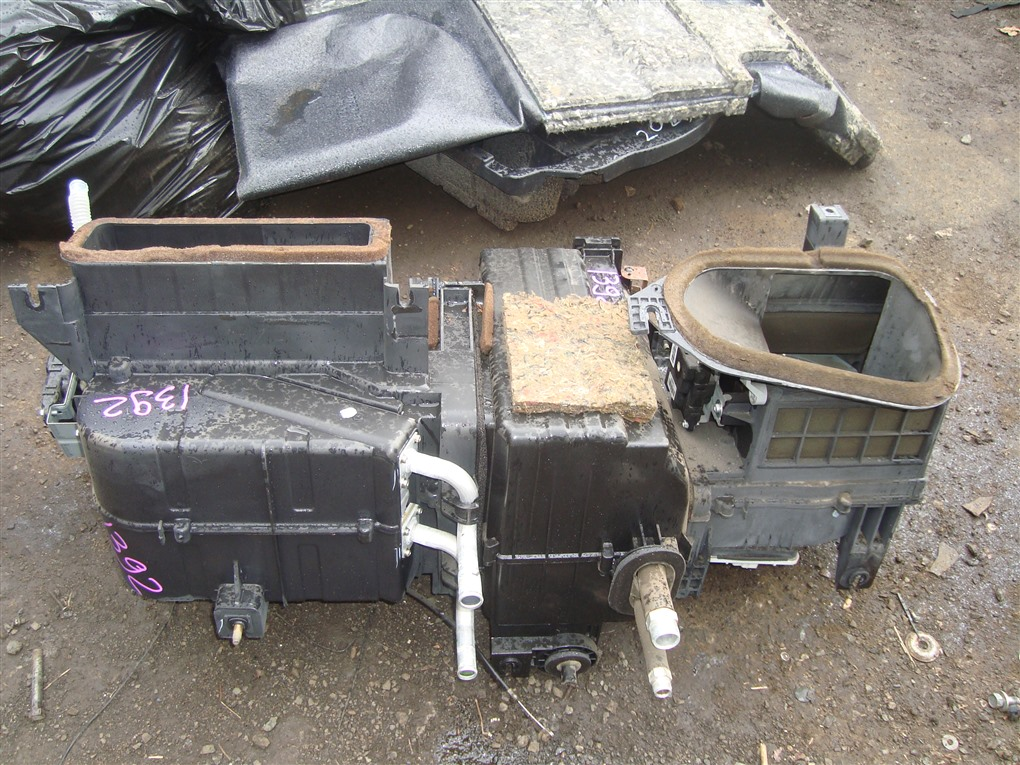 Мотор печки Honda Inspire UA5 J32A 2003 1392