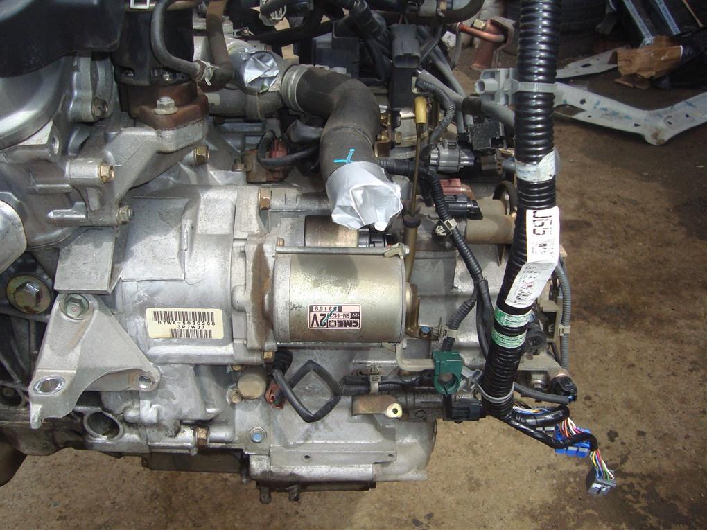 Акпп Honda Inspire UA5 J32A 2003 b7wa 1392