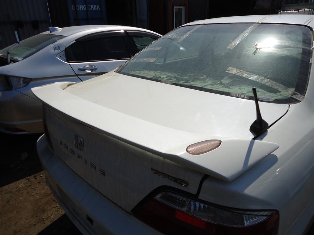 Спойлер Honda Inspire UA5 J32A 2003 белый nh603p 1392