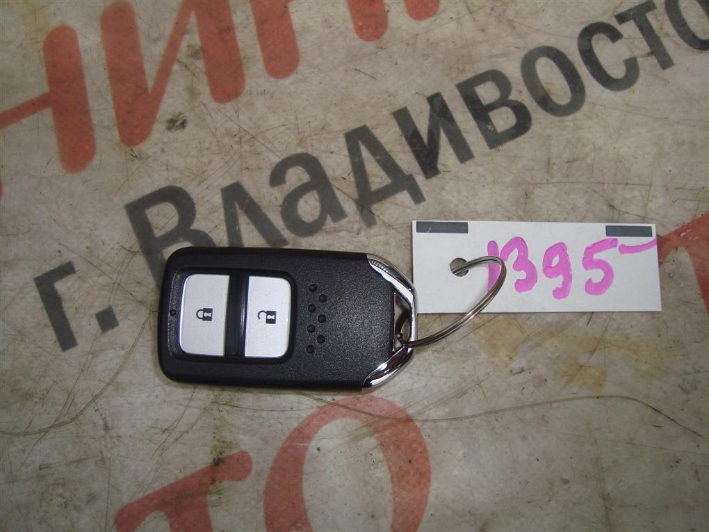 Ключ зажигания Honda Fit GP6 LEB 2014 1395