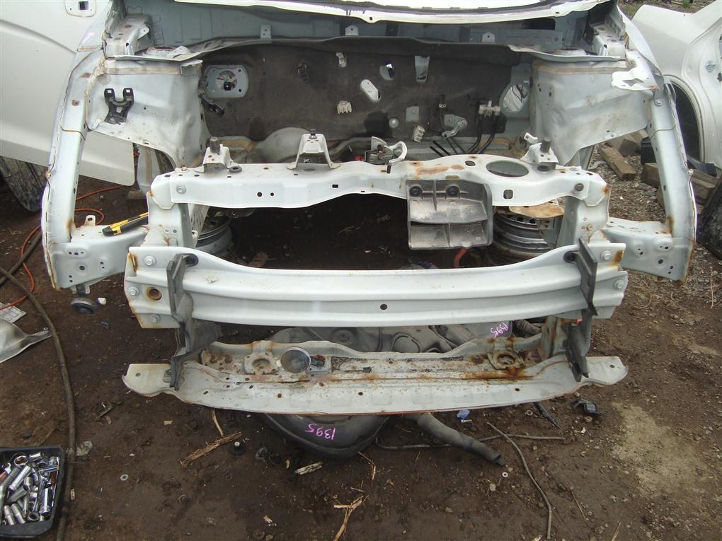 Телевизор Honda Fit GP6 LEB 2014 белый nh624p 1395
