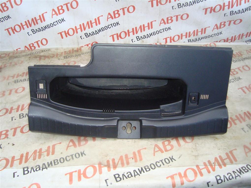 Накладка замка багажника Honda Fit GP6 LEB 2014 1395