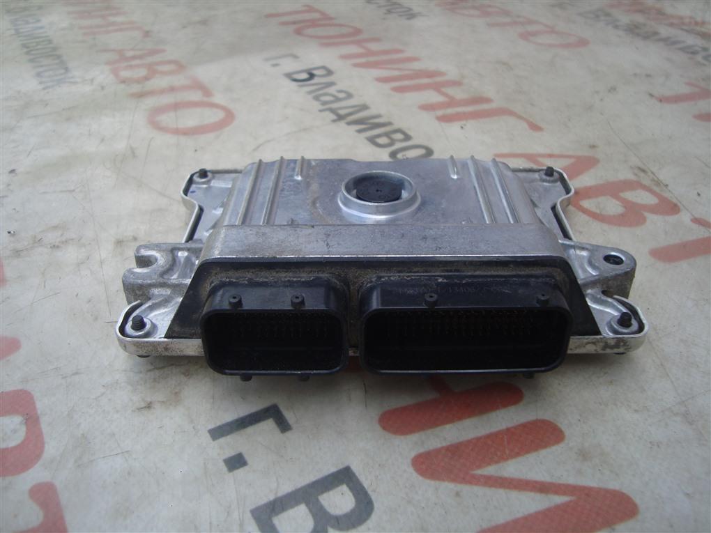 Блок управления efi Honda Fit GP6 LEB 2014 1395 37820-58v-j74