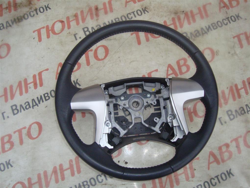 Руль Toyota Allion ZRT265 2ZR-FAE 2010 1399