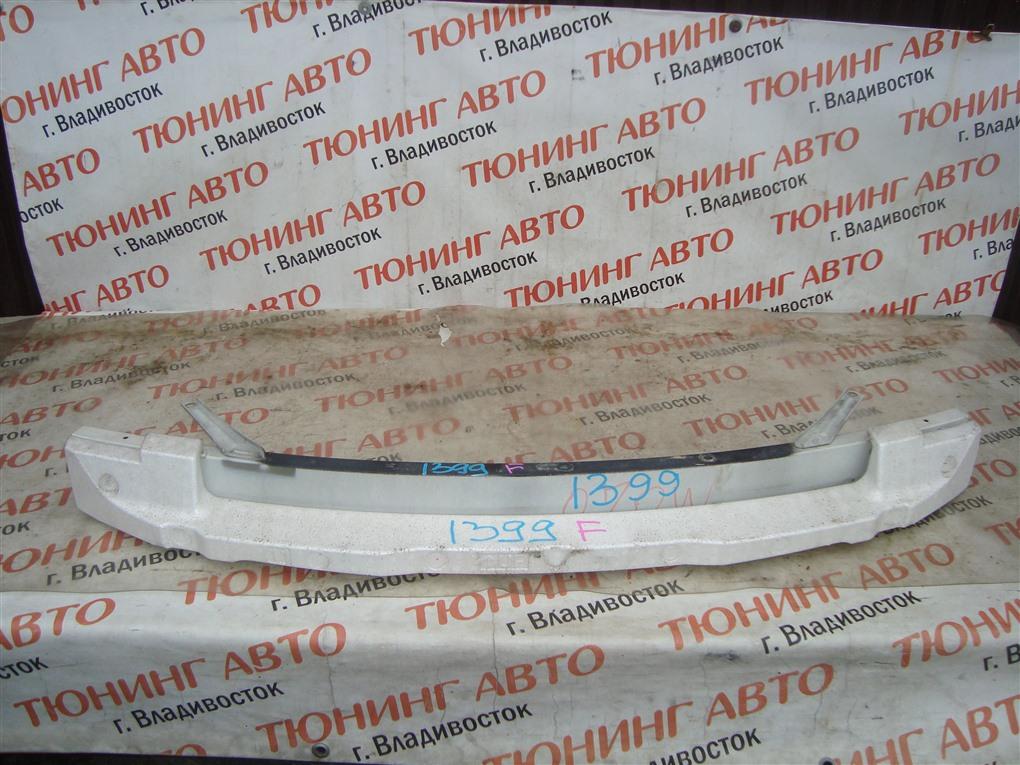 Жесткость бампера Toyota Allion ZRT265 2ZR-FAE 2010 передний белый 070 1399