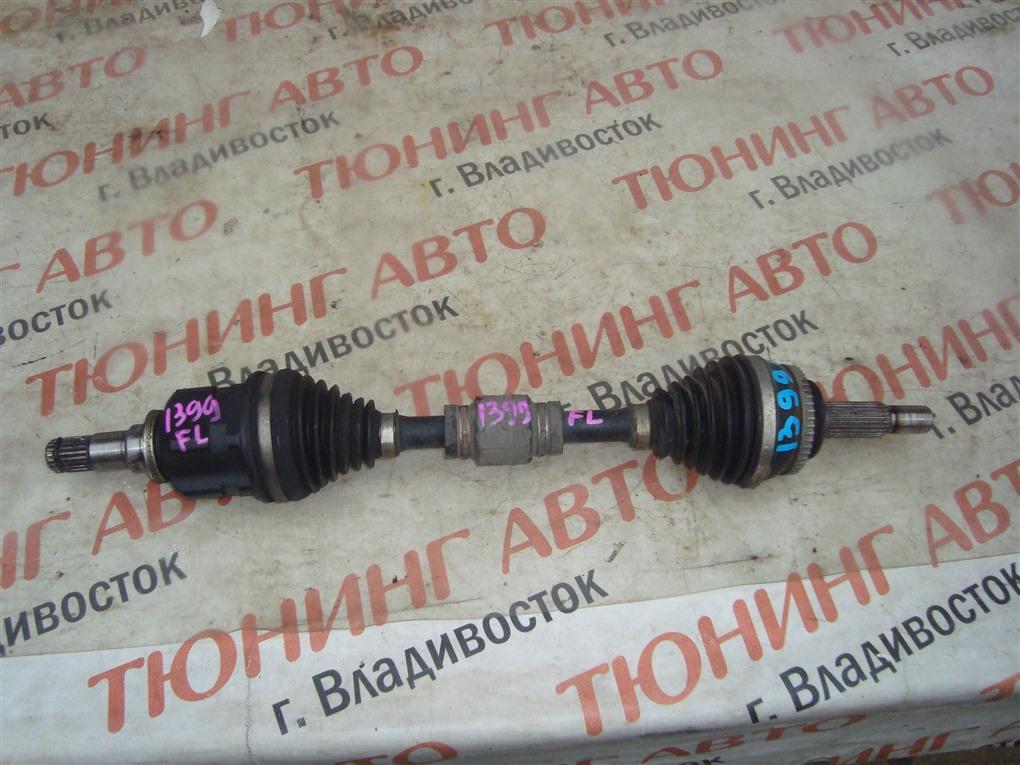 Привод Toyota Allion ZRT265 2ZR-FAE 2010 передний левый 1399