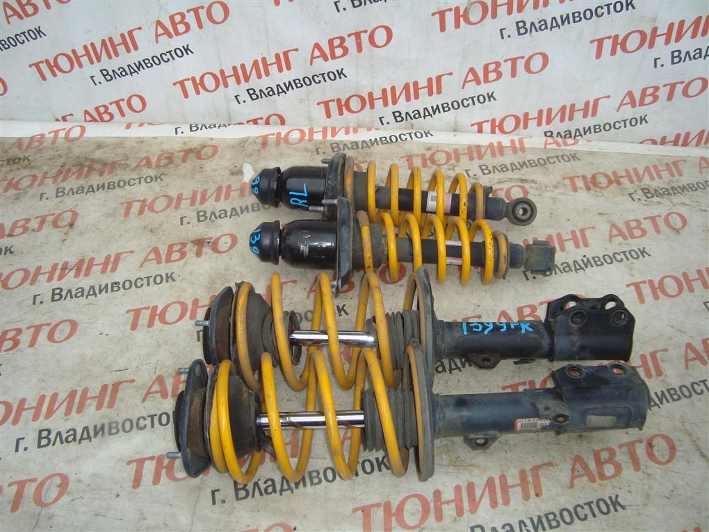 Стойка Toyota Allion ZRT265 2ZR-FAE 2010 задняя правая 1399