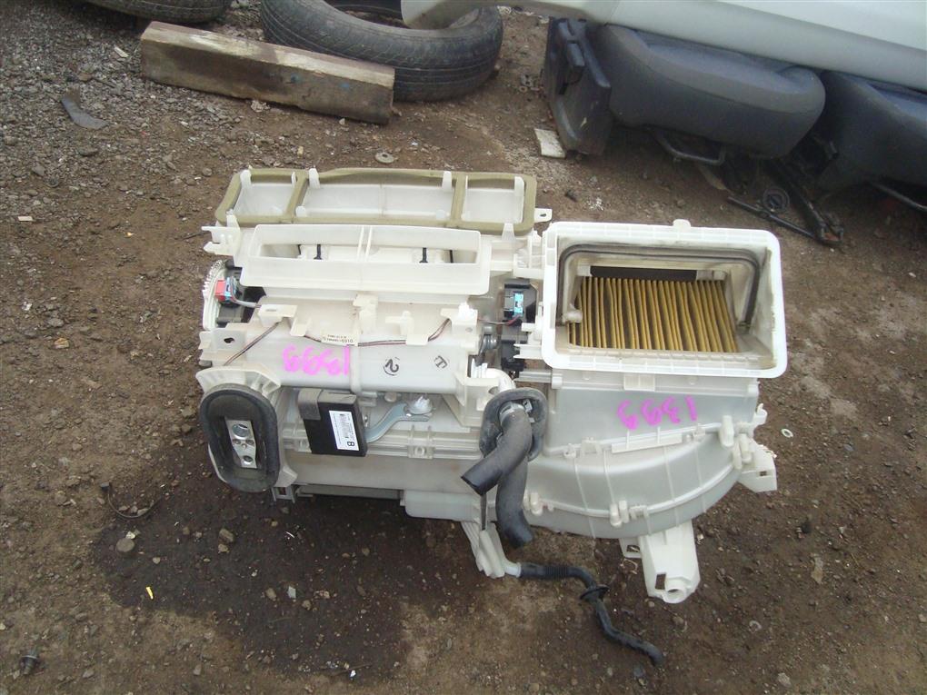 Печка салона Toyota Allion ZRT265 2ZR-FAE 2010 87010-12432, 87050-12351 1399