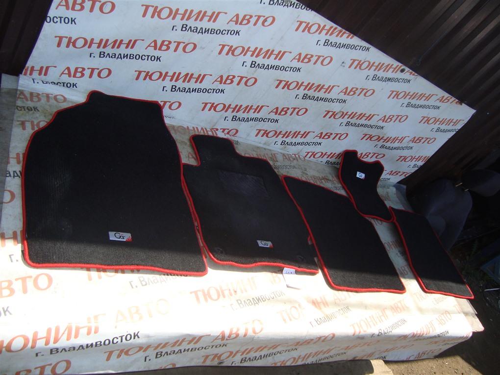 Коврики комплект Toyota Prius ZVW30 2ZR-FXE 2012 1403