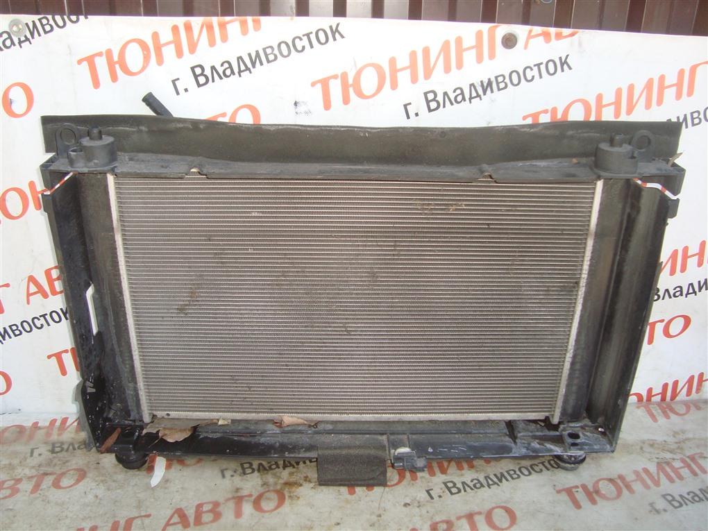 Радиатор основной Toyota Prius ZVW30 2ZR-FXE 2012 1403