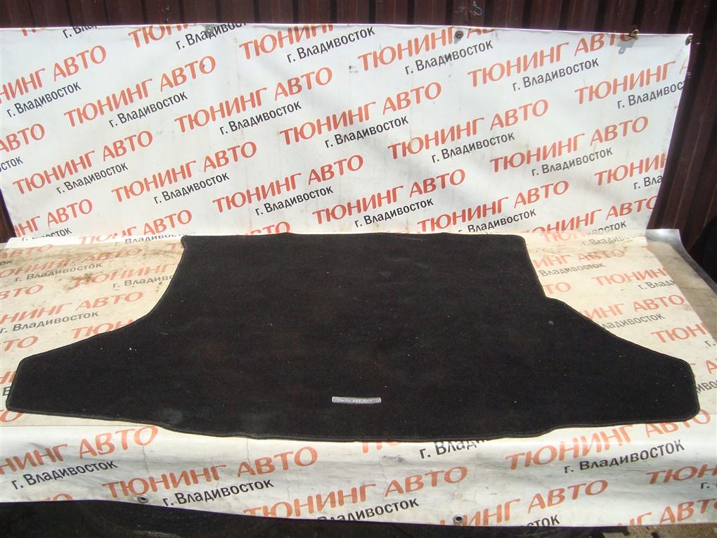 Коврик багажника Toyota Prius ZVW30 2ZR-FXE 2012 1403