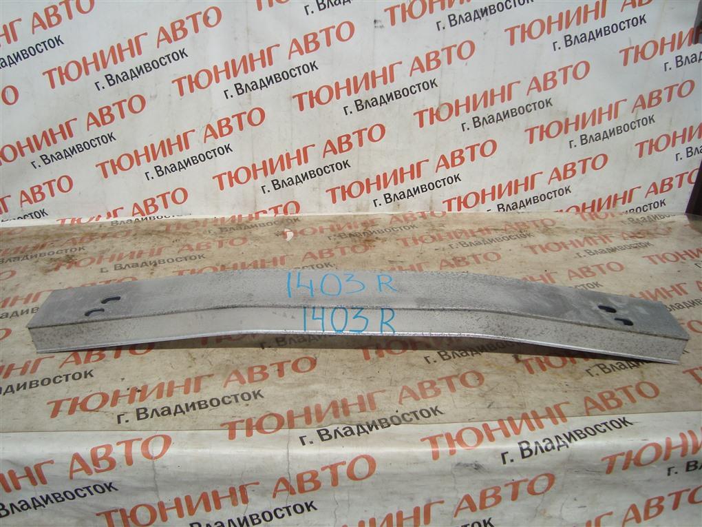 Жесткость бампера Toyota Prius ZVW30 2ZR-FXE 2012 задний 1403