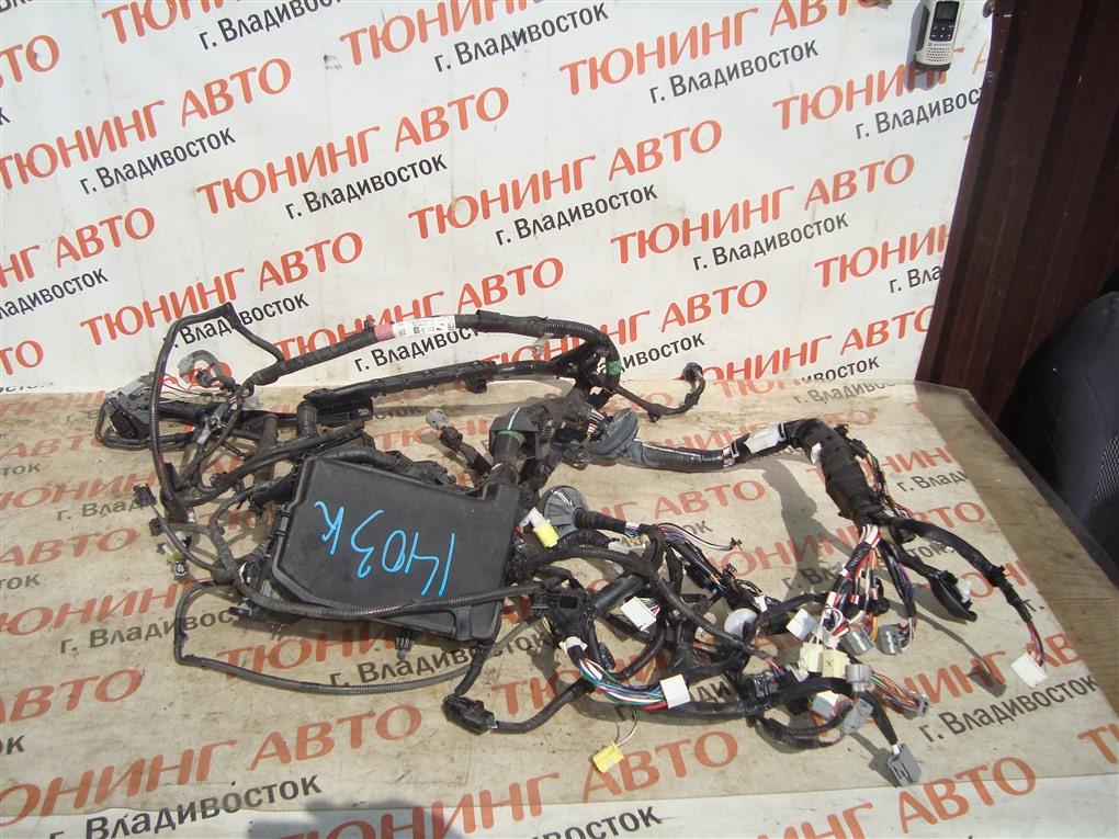 Коса под капот Toyota Prius ZVW30 2ZR-FXE 2012 1403