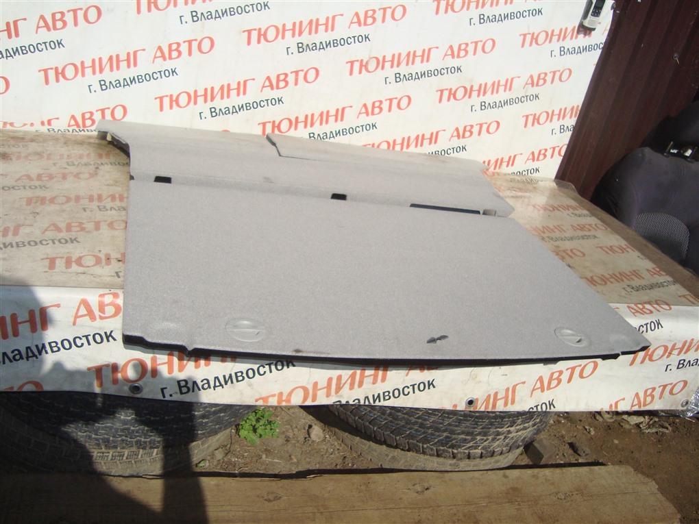 Пол багажника пластик Toyota Prius ZVW30 2ZR-FXE 2012 1403