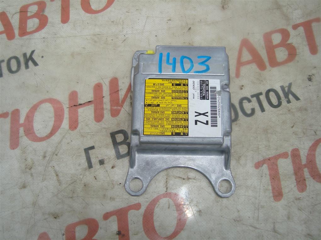 Блок srs Toyota Prius ZVW30 2ZR-FXE 2012 89170-47091 1403