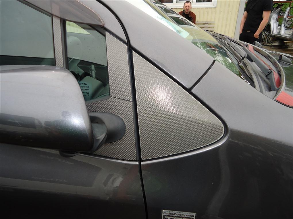 Уголок крыла Toyota Vitz NCP91 1NZ-FE 2010 правый 1401