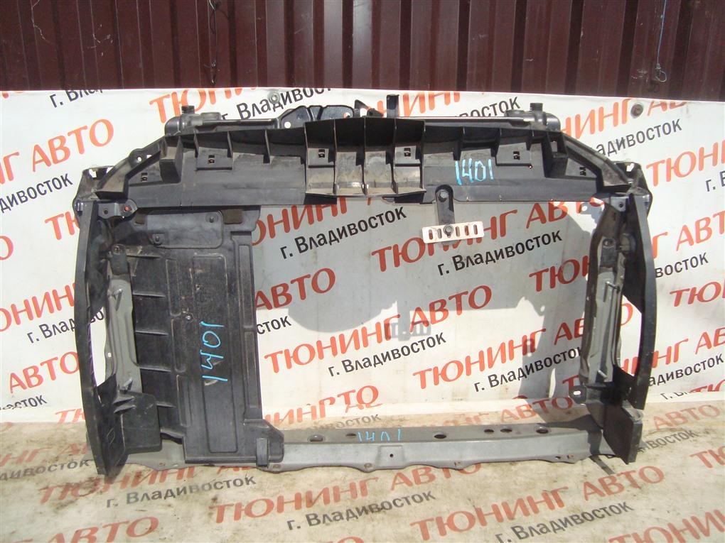 Телевизор Toyota Vitz NCP91 1NZ-FE 2010 серый 1g3 1401