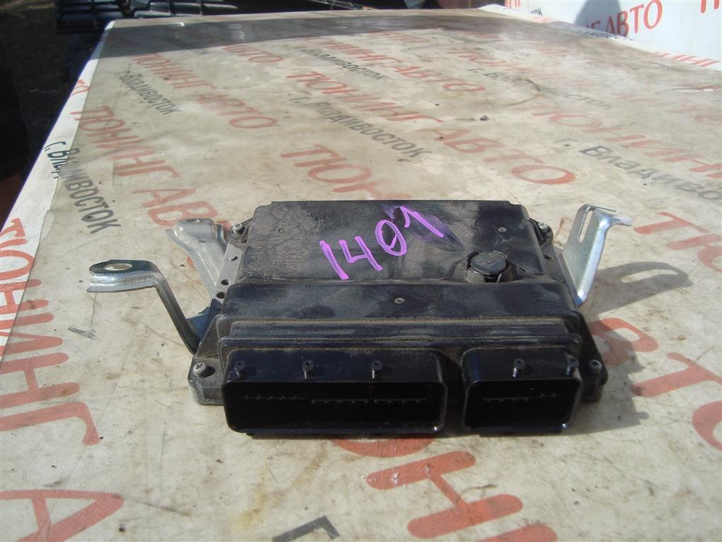 Блок управления efi Toyota Vitz NCP91 1NZ-FE 2010 89661-52u50 1401