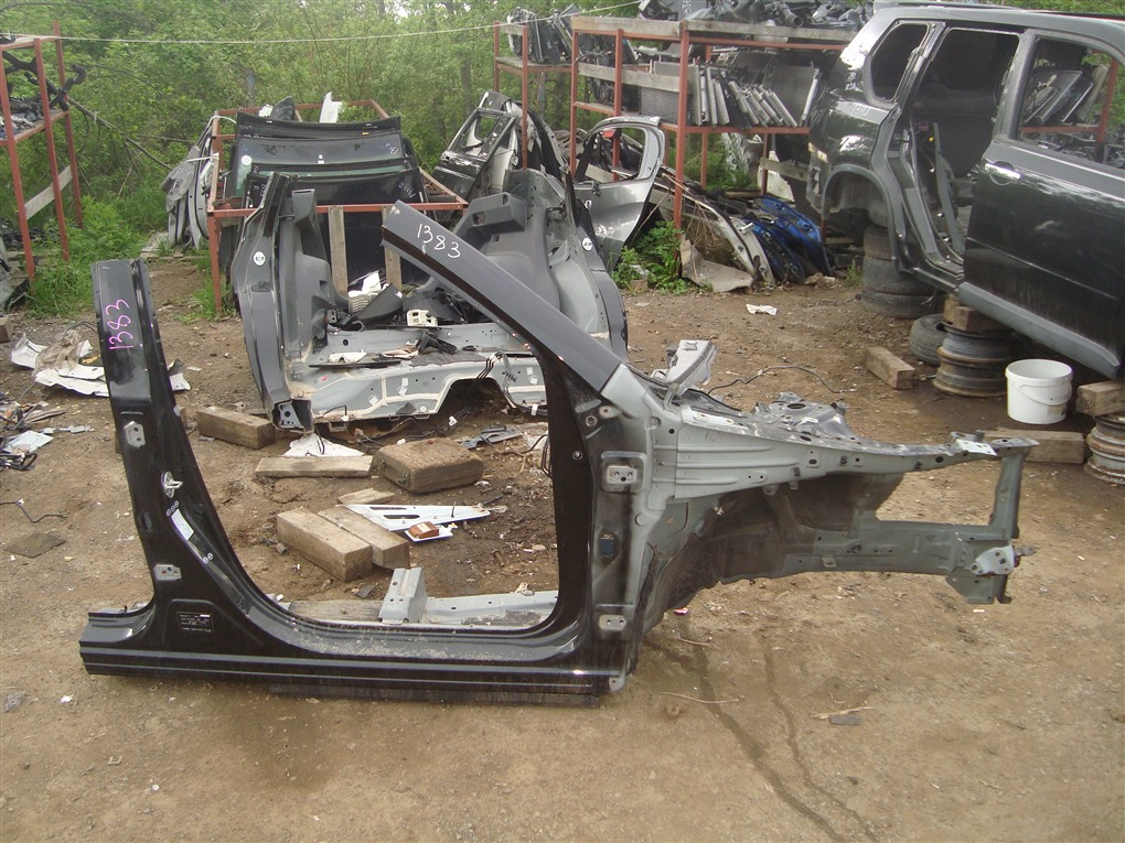 Порог кузова Mazda Cx-5 KE2AW SH-VPTS 2013 правый 1383