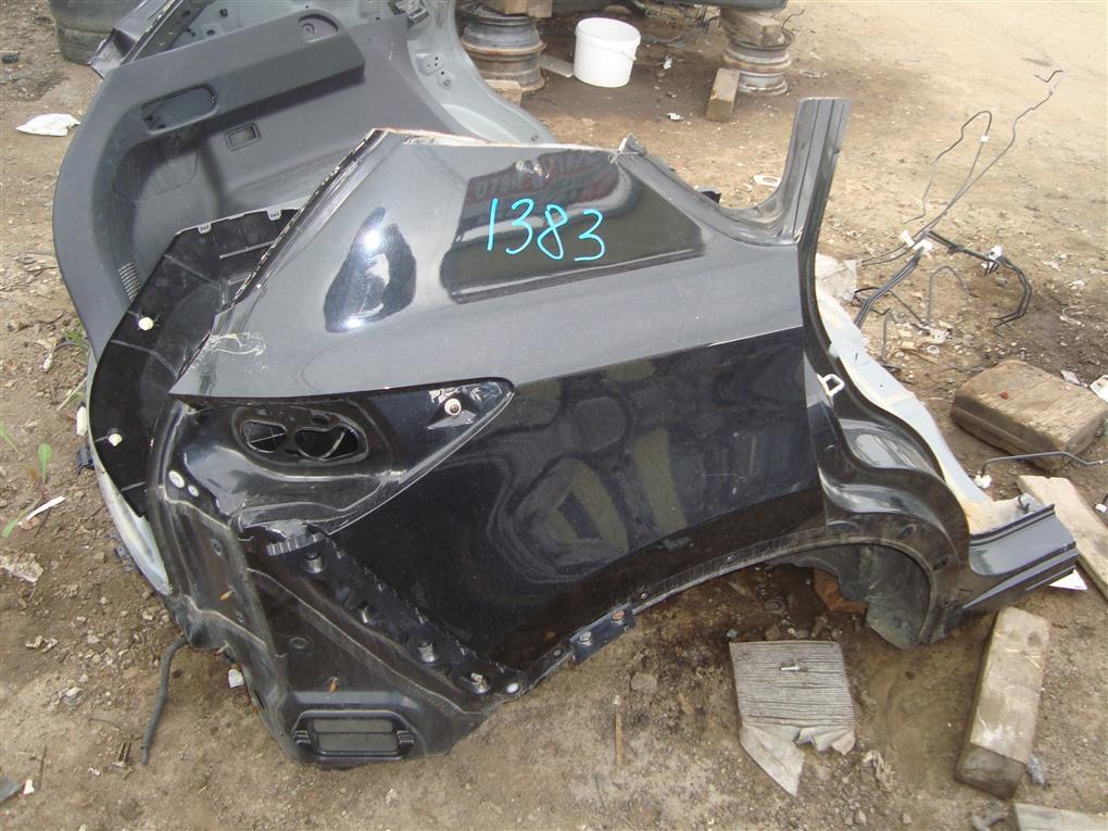 Rear cut Mazda Cx-5 KE2AW SH-VPTS 2013 черный 16w 1383