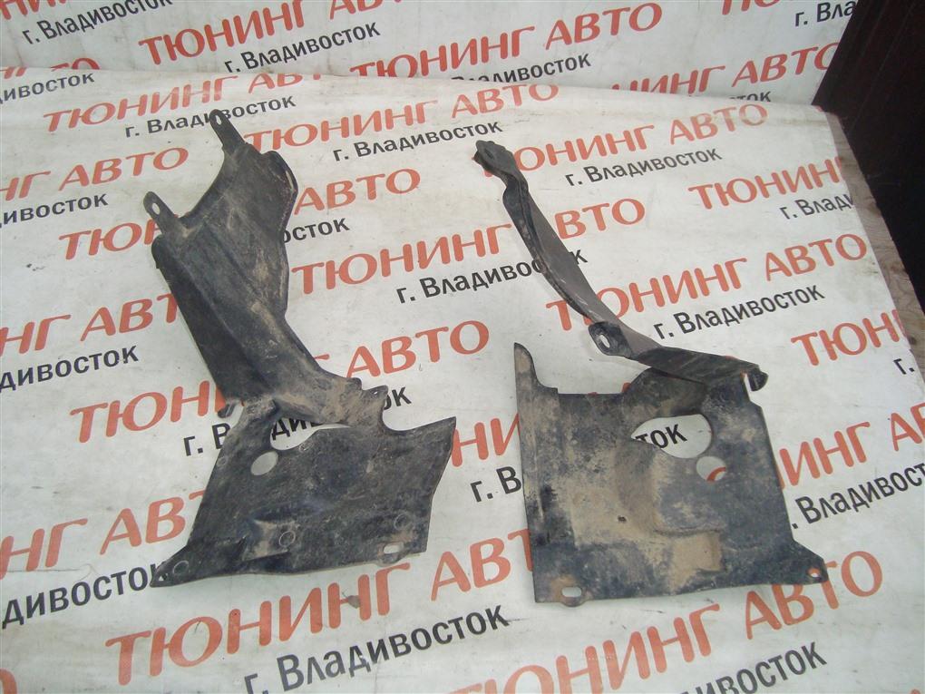 Защита двигателя Honda Civic Ferio ES3 1023