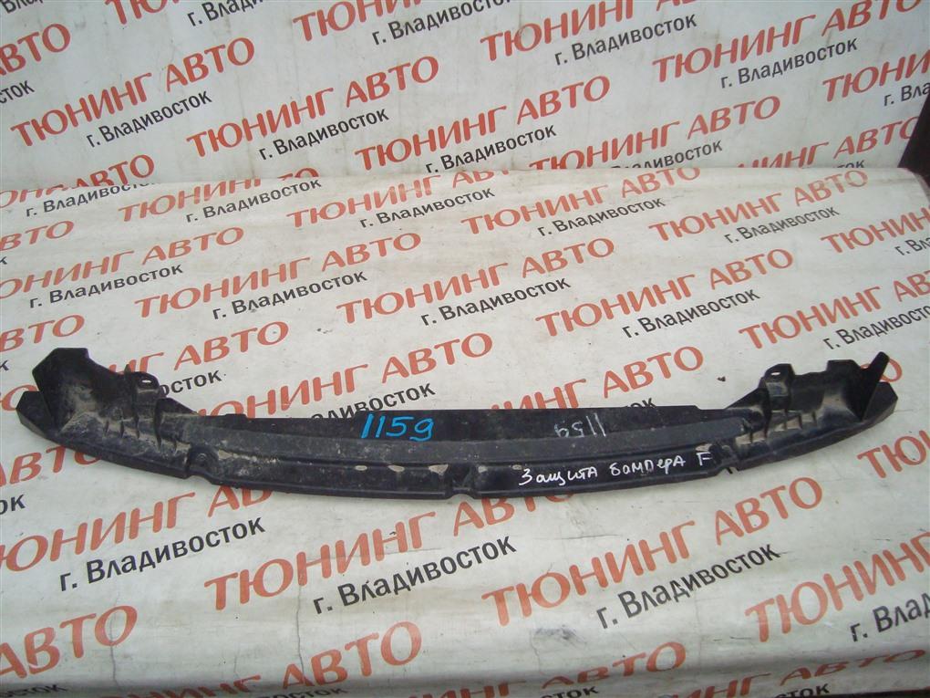 Защита бампера Mazda Demio DE5FS передняя 1159
