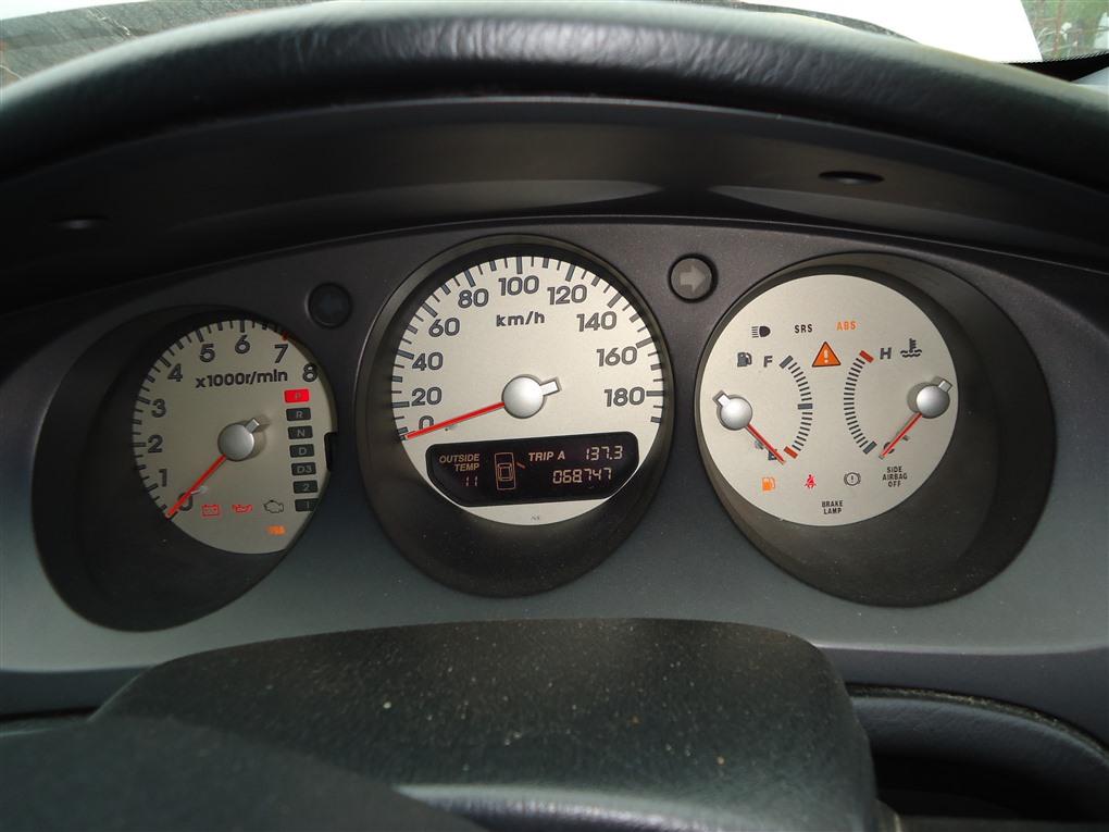 Спидометр Honda Inspire UA5 J32A 2002 1400