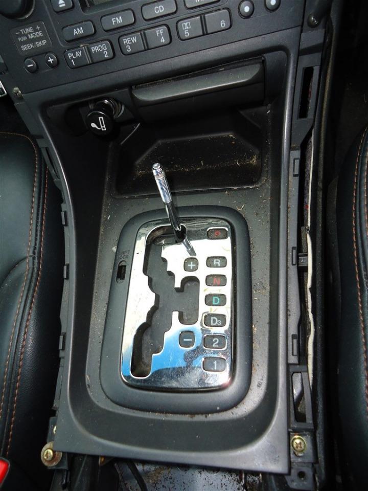 Селектор акпп Honda Inspire UA5 J32A 2002 1400