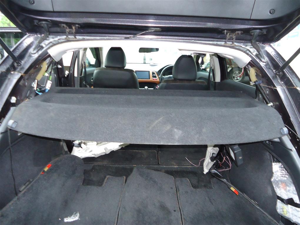 Полка багажника Honda Vezel RU3 LEB 2014 1406