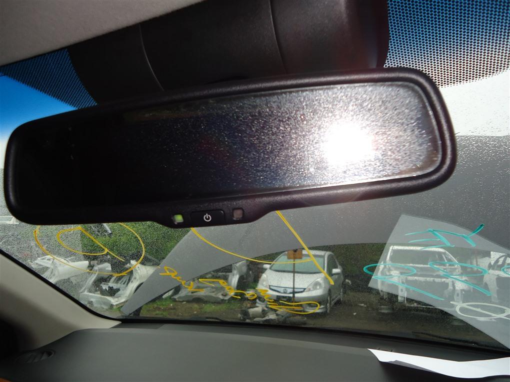 Зеркало заднего вида Honda Vezel RU3 LEB 2014 1406