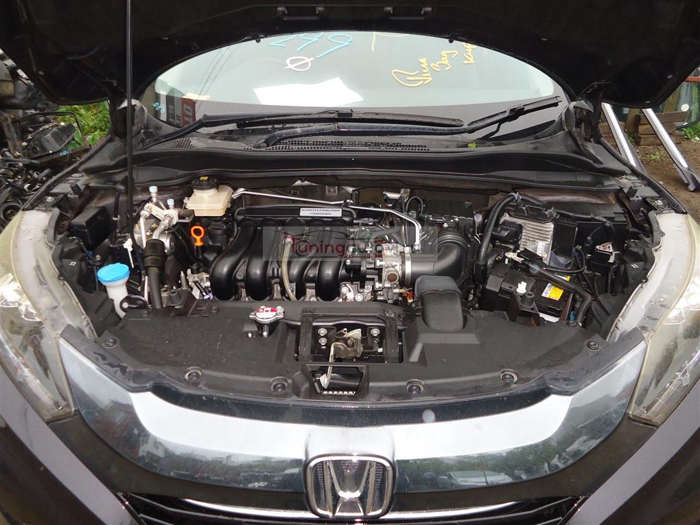 Двигатель Honda Vezel RU3 LEB 2014 1406
