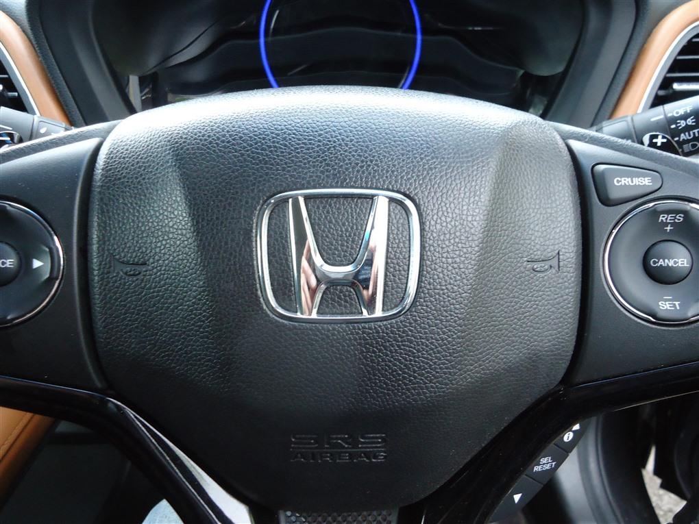 Airbag на руль Honda Vezel RU3 LEB 2014 1406