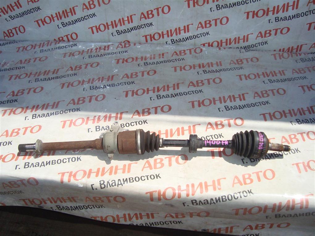 Привод Honda Inspire UA5 J32A 2002 передний правый 1400