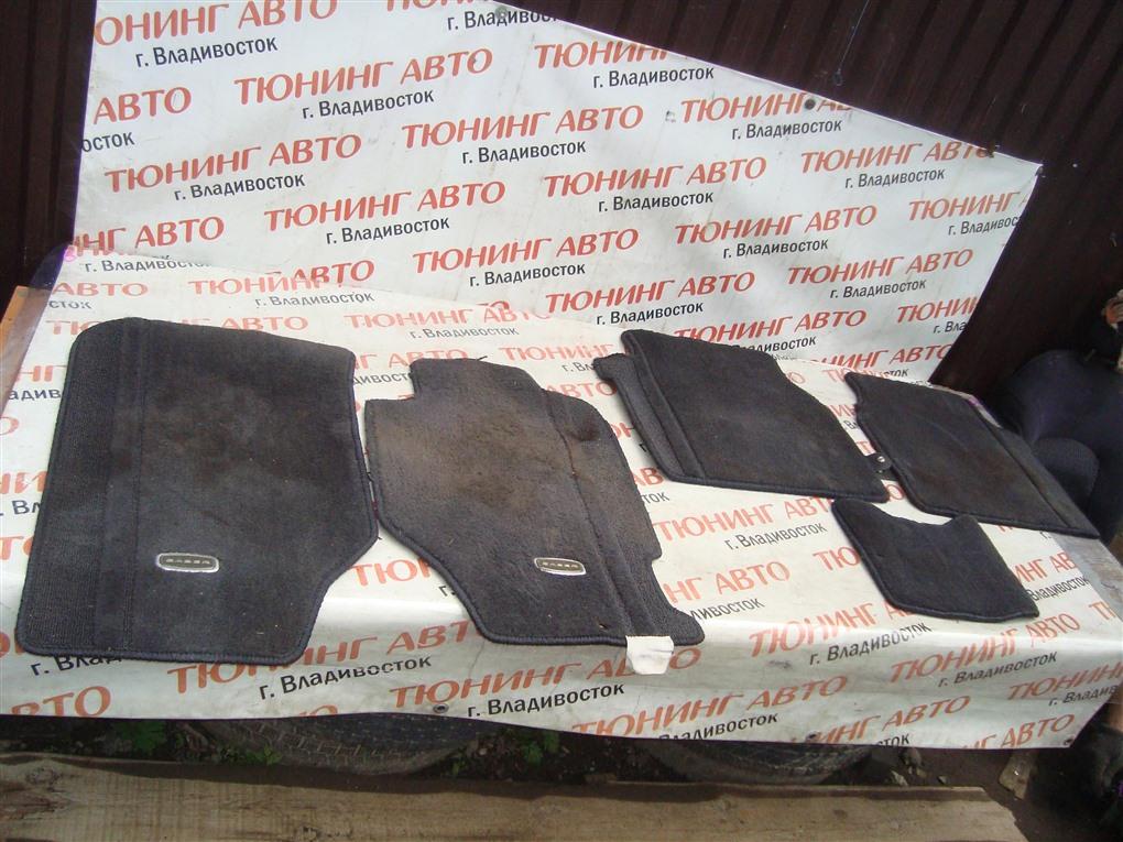 Коврики комплект Honda Inspire UA5 J32A 2002 1400