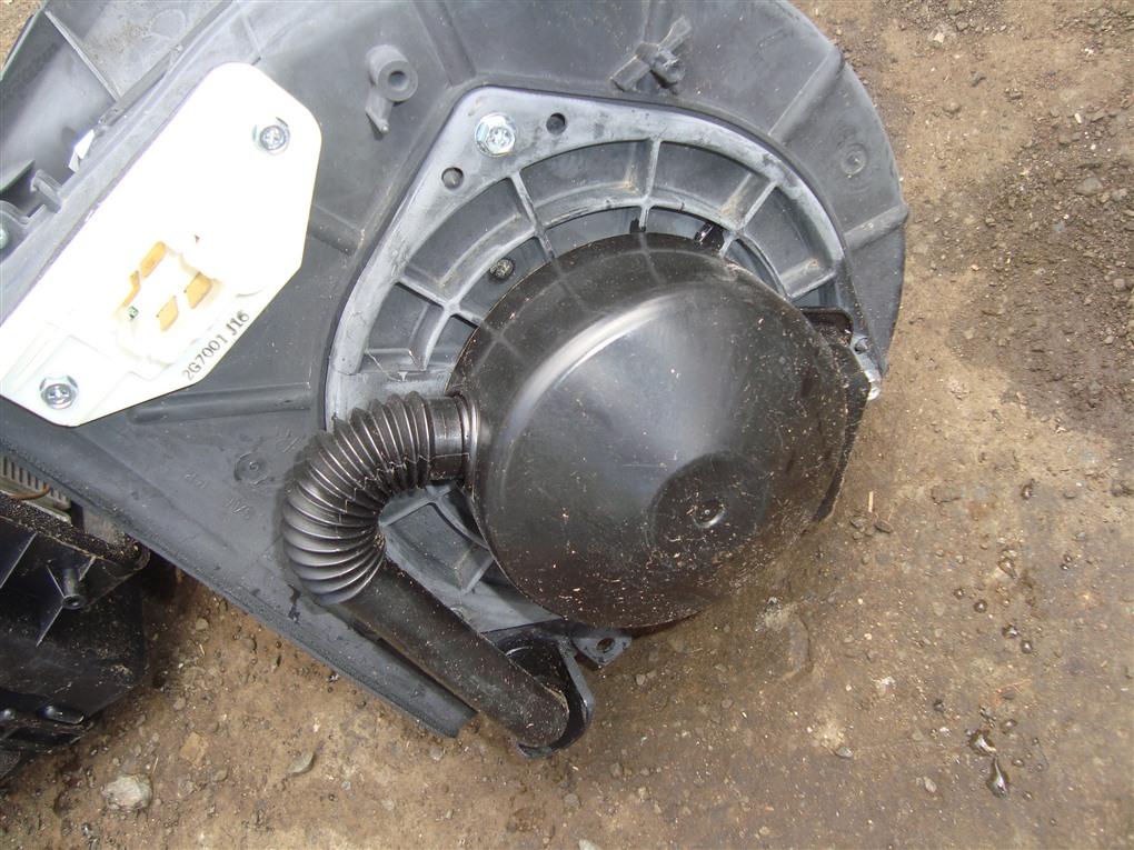 Мотор печки Honda Inspire UA5 J32A 2002 1400