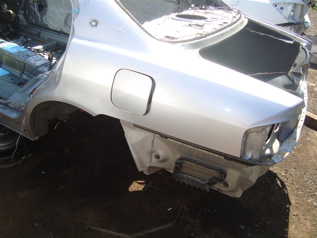 Rear cut Honda Inspire UA5 J32A 2002 серебро nh623m 1400