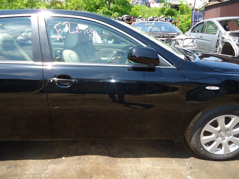 Дверь Toyota Camry ACV40 2AZ-FE 2006 передняя правая чёрнйы 202 1405