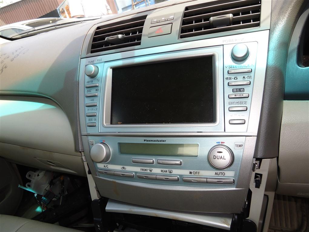 Магнитофон Toyota Camry ACV40 2AZ-FE 2006 1405 86100-33210