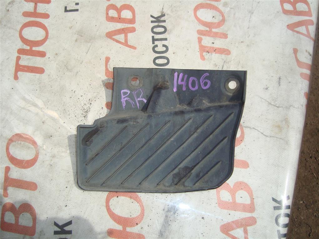 Брызговик Honda Vezel RU3 LEB 2014 правый 1406