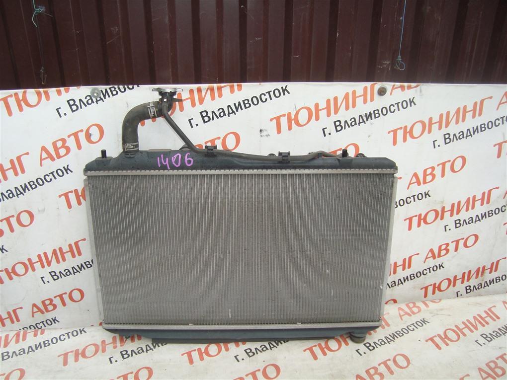 Радиатор основной Honda Vezel RU3 LEB 2014 1406