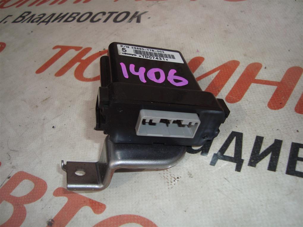Электронный блок Honda Vezel RU3 LEB 2014 38890-t7b-003 1406 38890-t7b-003