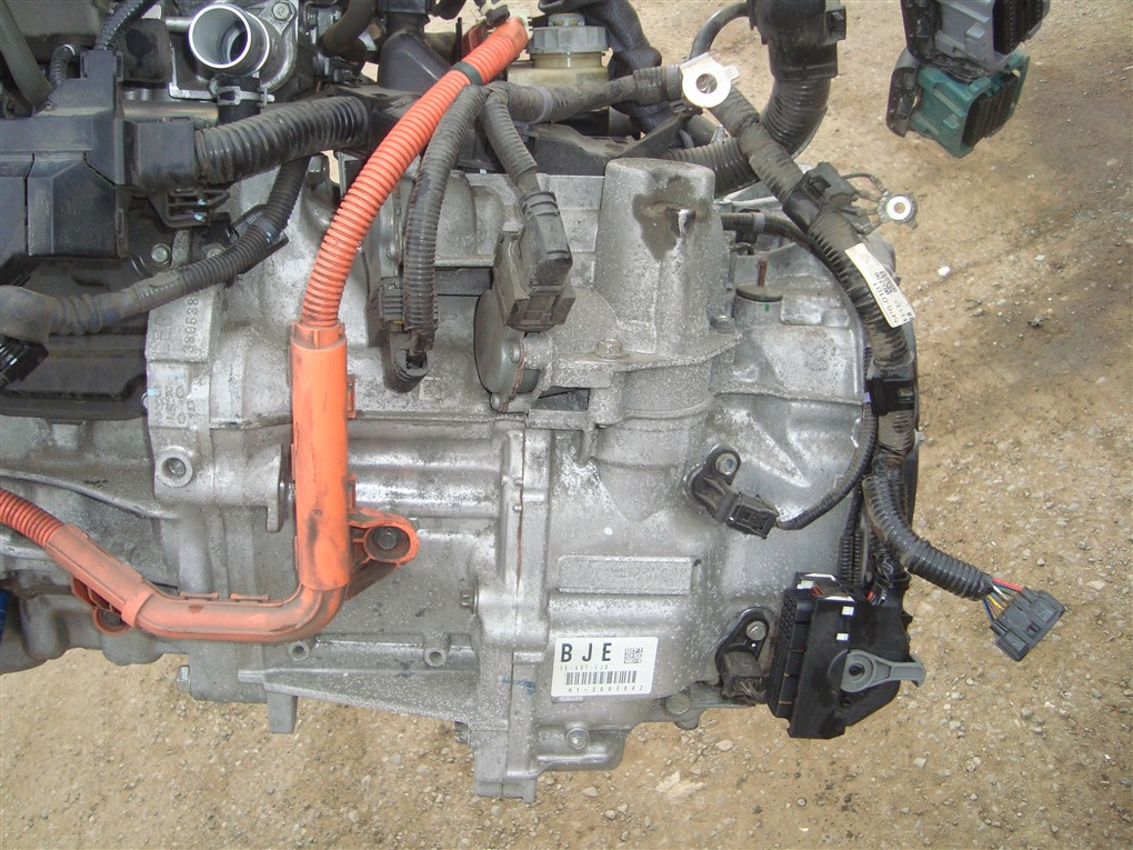Акпп Honda Vezel RU3 LEB 2014 1406
