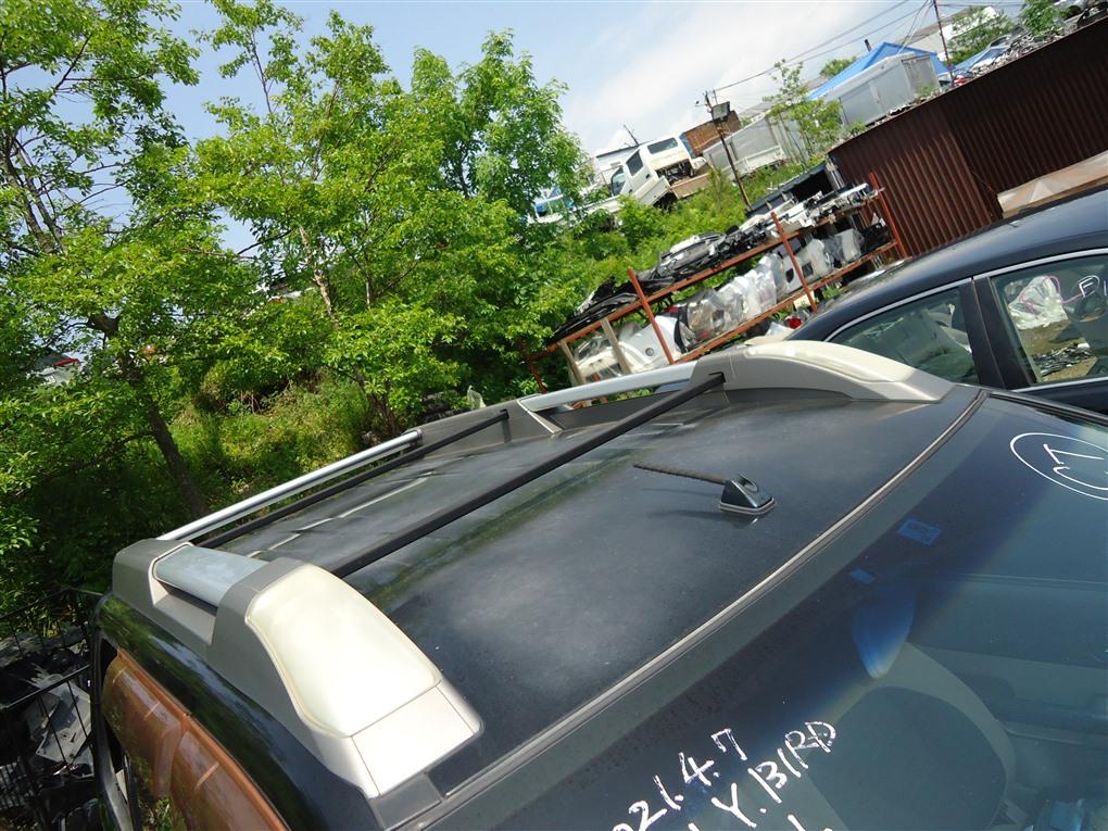 Крыша Nissan X-Trail PNT30 SR20VET 2004 черный kh3 1402