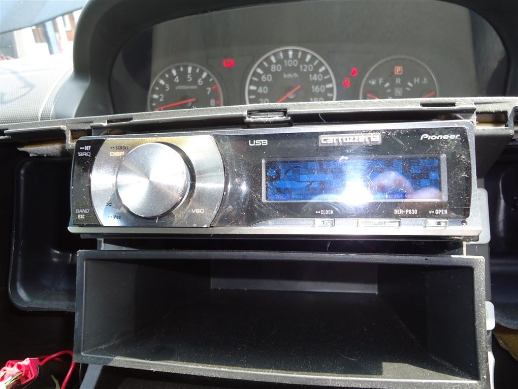 Магнитофон Nissan X-Trail PNT30 SR20VET 2004 1402