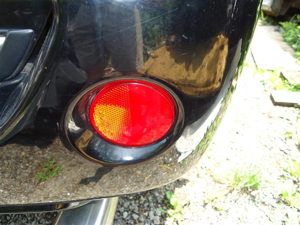 Катафот Nissan X-Trail PNT30 SR20VET 2004 правый 7491 1402