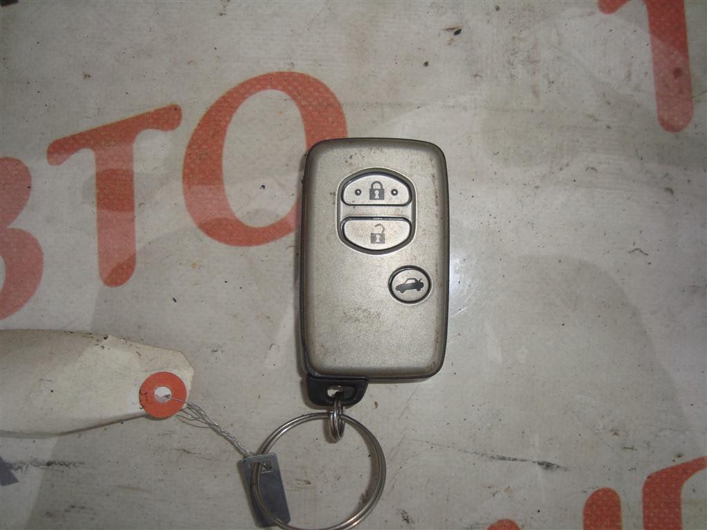 Ключ зажигания Toyota Camry ACV40 2AZ-FE 2006 1405