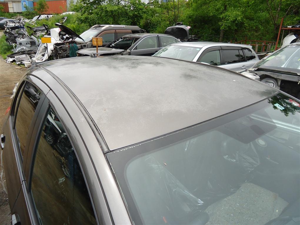 Крыша Toyota Vitz NCP91 1NZ-FE 2008 серый 1g3 1404
