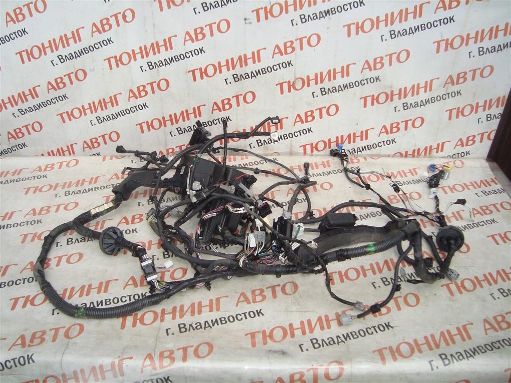 Коса под капот Toyota Camry ACV40 2AZ-FE 2006 1405
